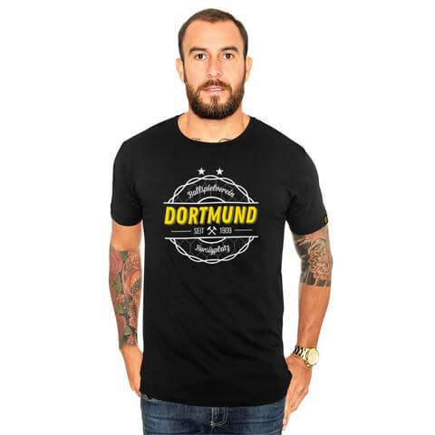√Vintage Dortmund T-Shirt von Schwatzgelb -  jetzt im Schwatzgelb Shop