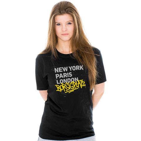 New York - Borsigplatz Girl-Shirt by Schwatzgelb -  - shop now at Schwatzgelb store