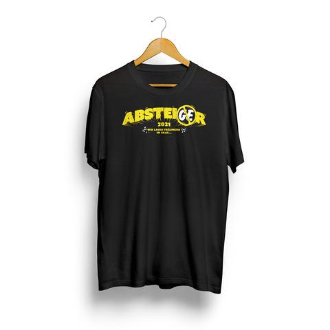 √AbsteiGEr 2021 Tourshirt von Schwatzgelb - t-shirt jetzt im Schwatzgelb Shop
