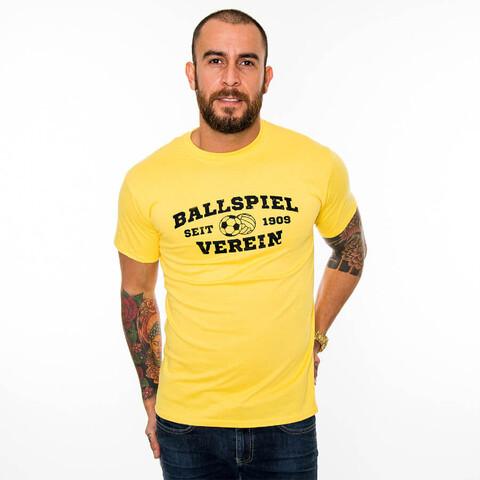 √Sporthochschule BV gelb T-Shirt von Schwatzgelb - T-Shirts jetzt im Schwatzgelb Shop
