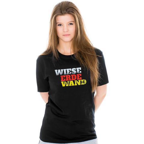 √Wiese Erde Wand Girlie von Schwatzgelb -  jetzt im Schwatzgelb Shop