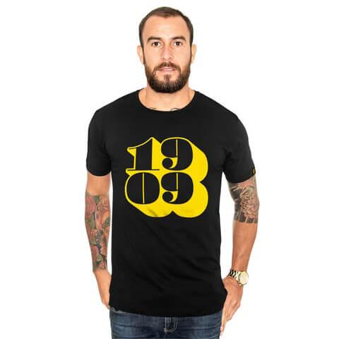 √Retro 1909 T-Shirt von Schwatzgelb - T-Shirts jetzt im Schwatzgelb Shop