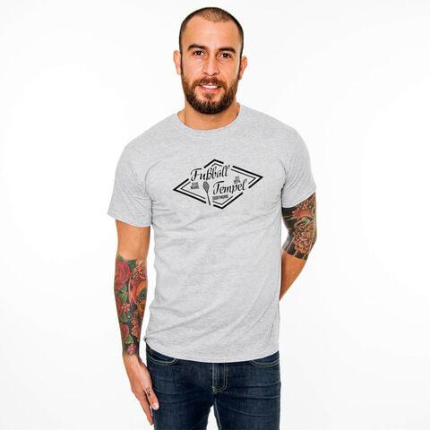 √Fußballtempel T-Shirt von Schwatzgelb - T-Shirts jetzt im Schwatzgelb Shop